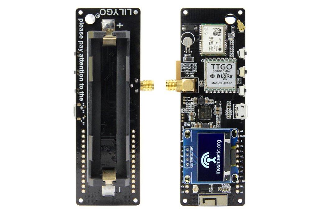 LILYGO® TTGO T-Beam V1.1 ESP32 1
