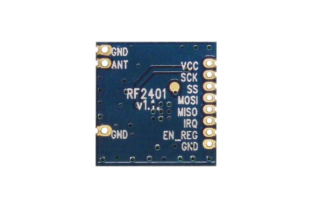 4pcs/lot   2.4G  FSK Wireless RF  Module RF2401   2