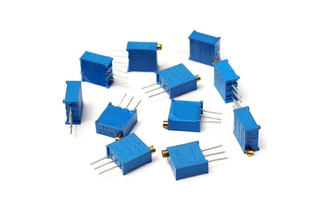3296W Resistors Potentiometer 2