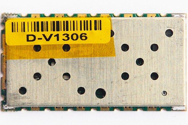 SR_FRS_1WV walkie talkie module VHF (1W/136M-174M)
