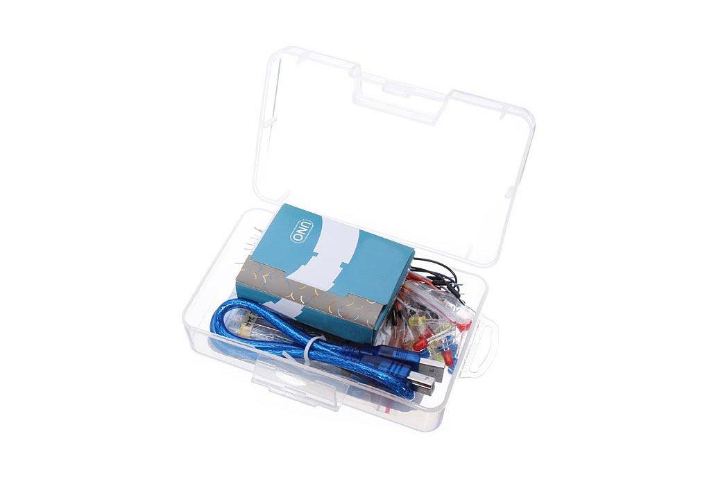 UNO R3 Basic Starter Kit for Arduino 8