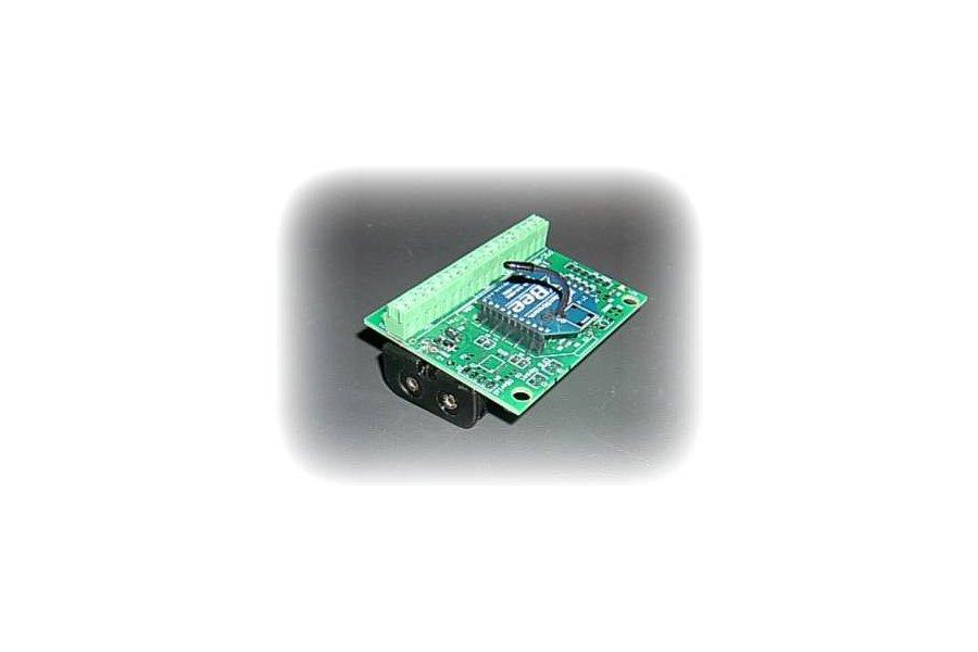 PICBEE2 - Easy Interface to the XBEE Zigbee module