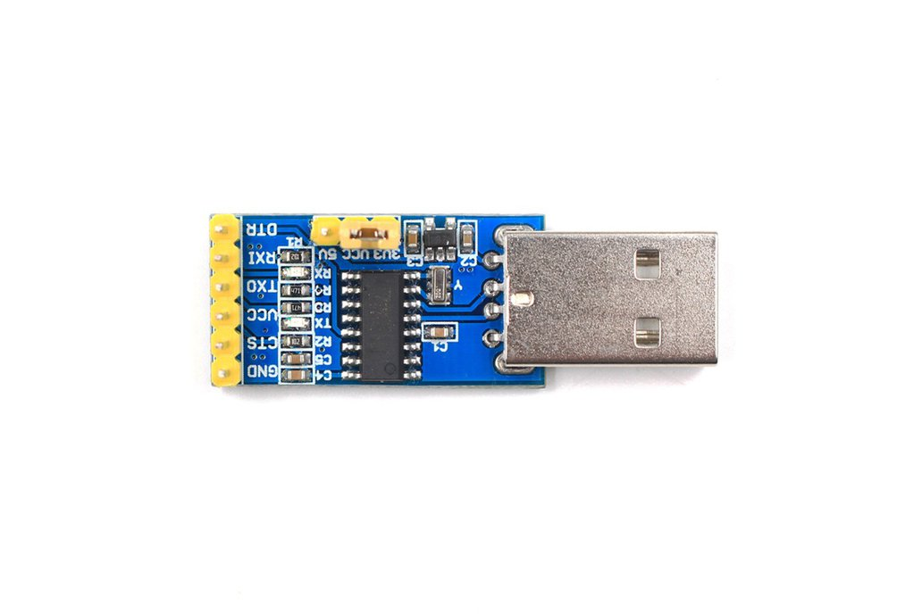 CH340G USB to Serial Adapter for Arduino Pro Mini 2