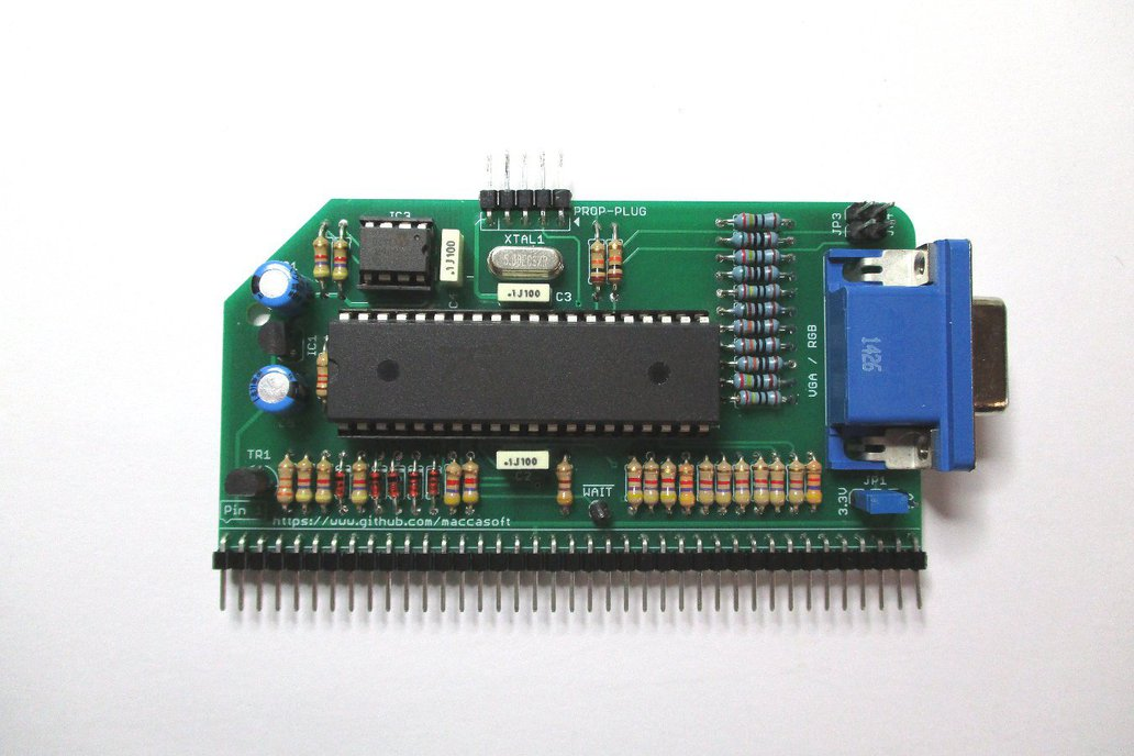 Graphics Video Card Kit for RC2014 1
