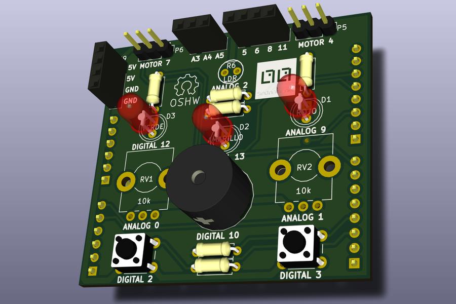 S4A Mini board