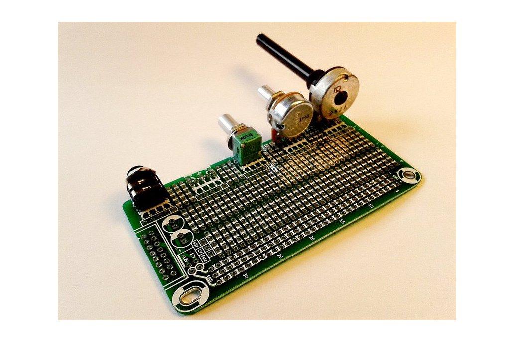 Eurorack Stripboard PCB 5