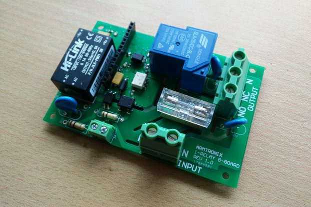 Wifi Heavy Duty Relay Board