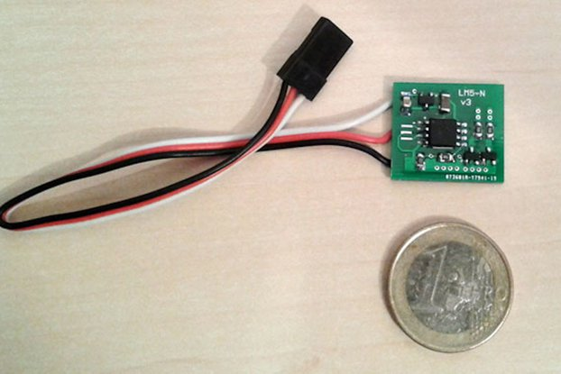 RC Lighting Module LM5-Nano with 2 Channels