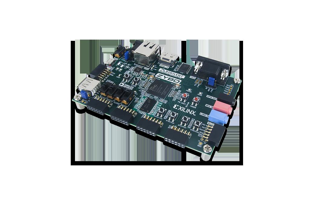 Zybo Zynq-7000 ARM/FPGA SoC Trainer Board