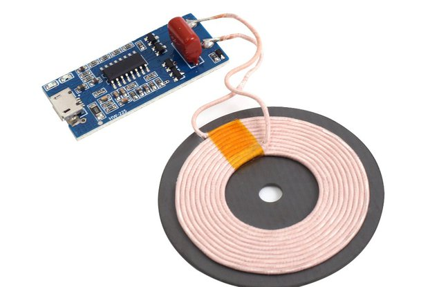 5W Wireless Charger 5V 1A Charging Module_GY19636