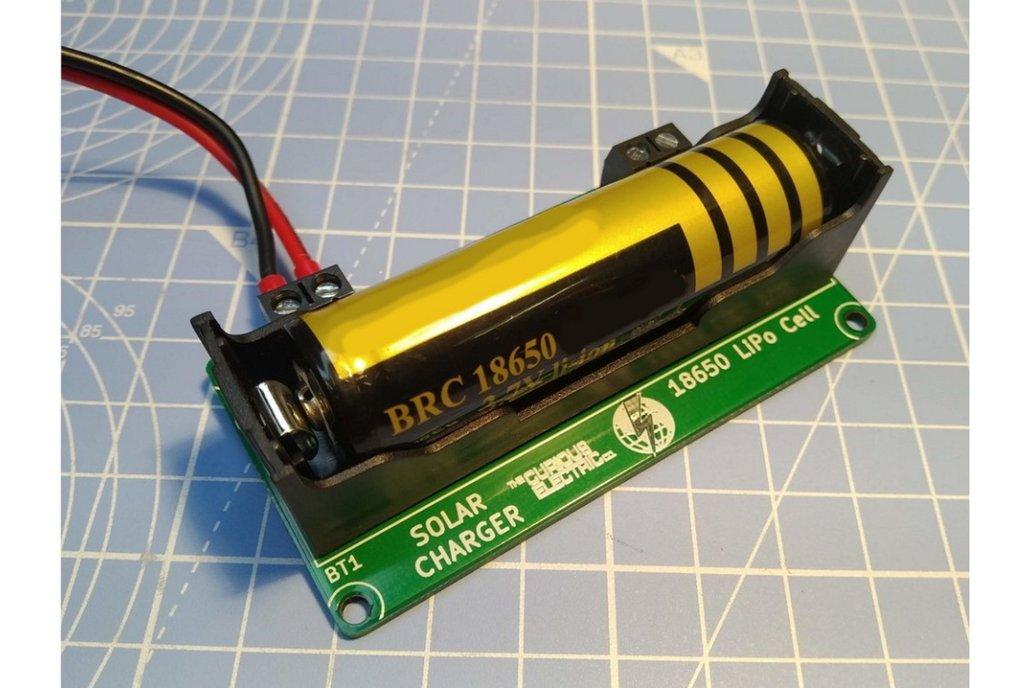 Solar Charger BQ24210 1