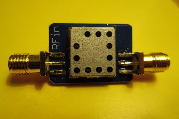 426MHz Bandpass Filter Band Pass; 20MHz Bandwidth