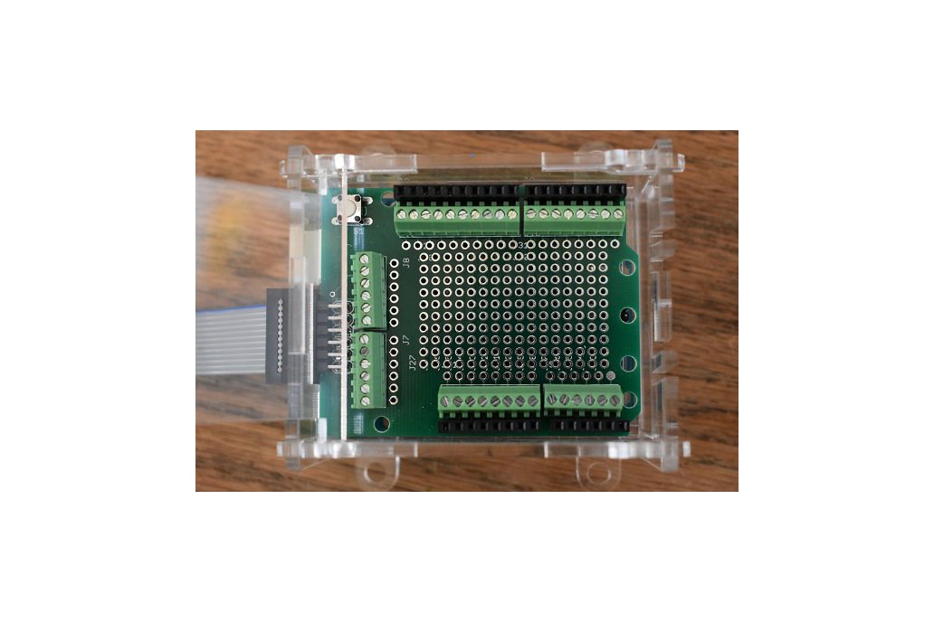 Connect and Contain Kit - Arduino Uno 8