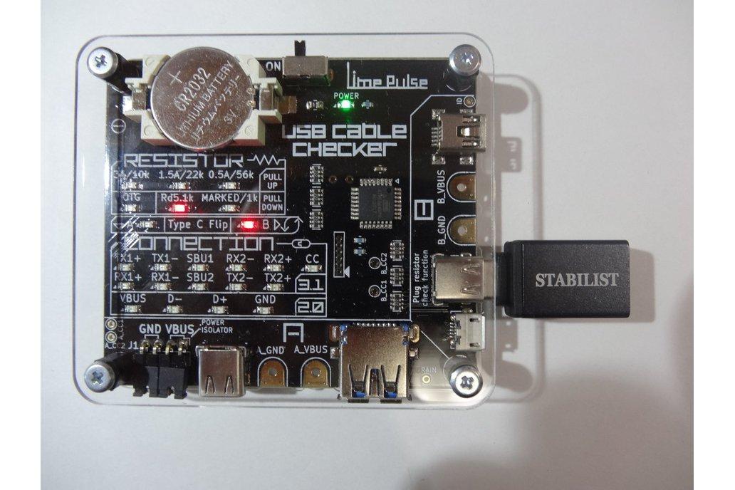 USB Cable Checker 6