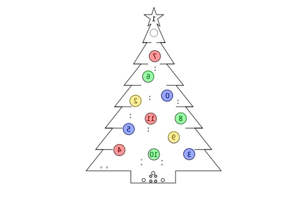Christmas 3 PCB 5