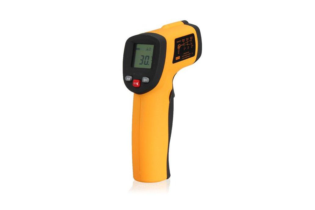 Digital IR Laser Infrared Gun Tester 1
