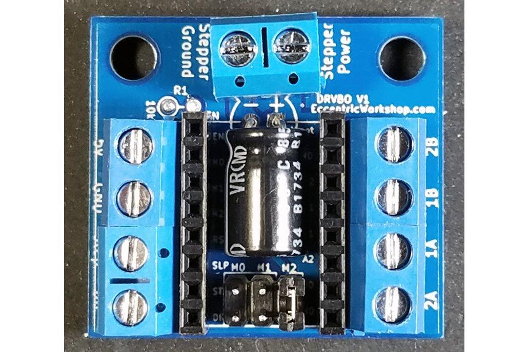 Driver Breakout Board - DRV8825/A4988 1