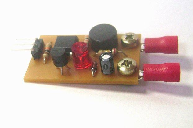 Zero Cross Sensor Module