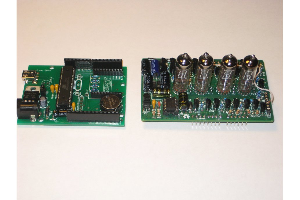 wsduino - an Arduino-compatible with onboard RTC 2