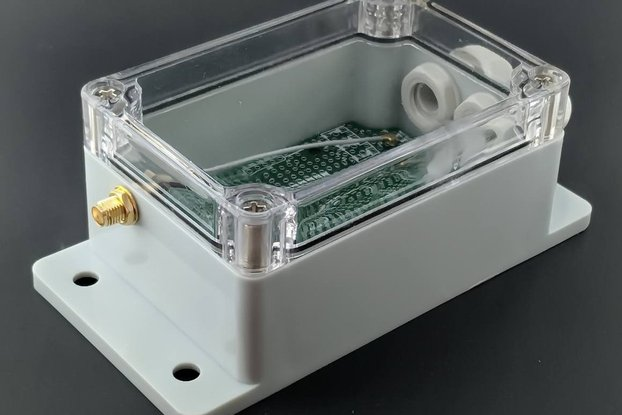 qBox DIY IOT Enclosure Kit (One SMA)