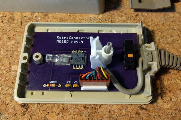 M0100 to USB Conversion