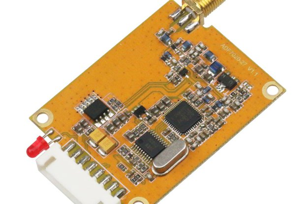 433MHz 500mw RS485 wireless module DRF7020D27