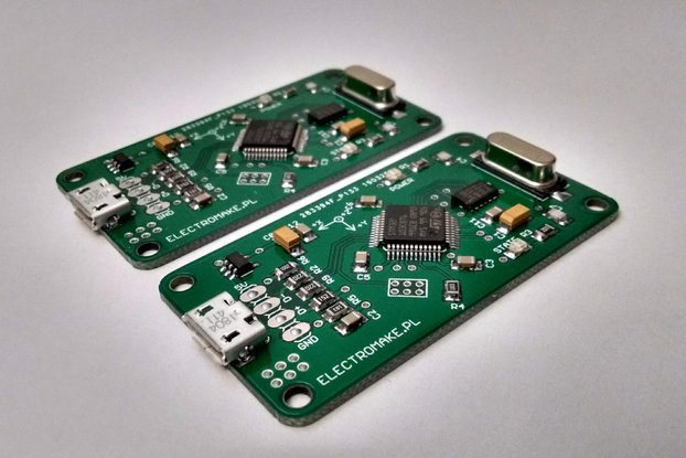 3 axis USB accelerometer