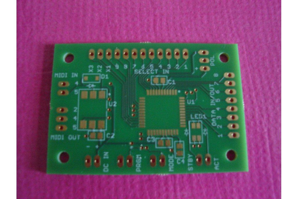 Highly Liquid UMR2 Universal Midi Retrofit Board 1