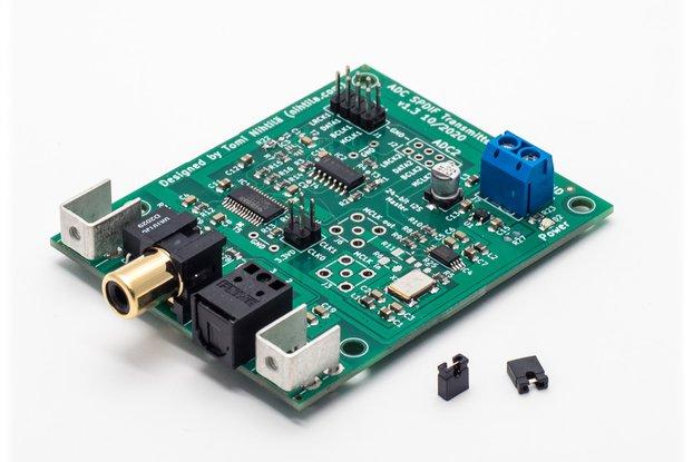 SPDIF TX - I2S to S/PDIF converter