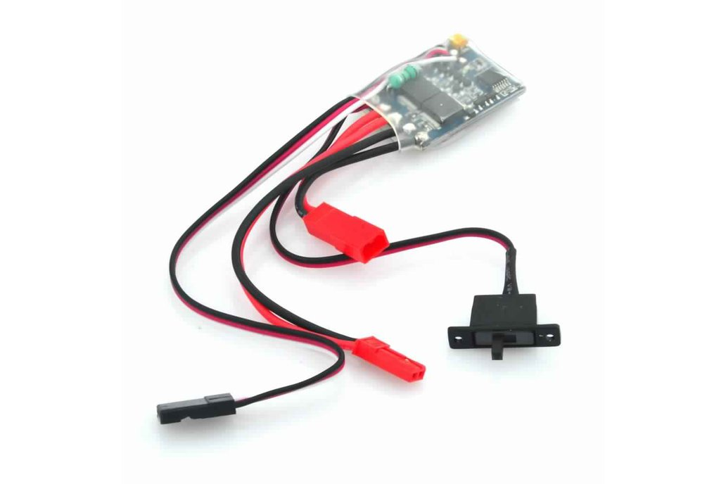 Electronic Speed Controller for RC Projects 1