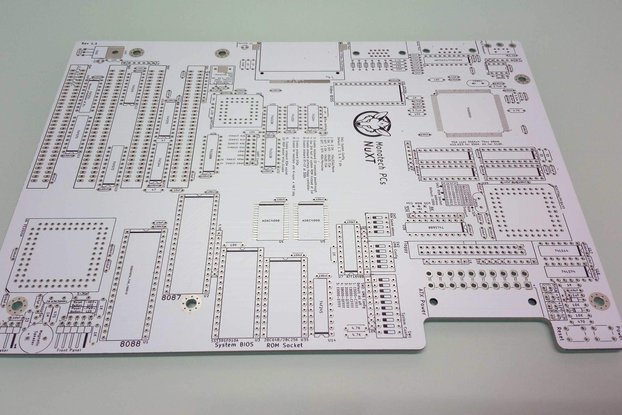 Monotech NuXT MicroATX PCB Rev 1.1 for 8088