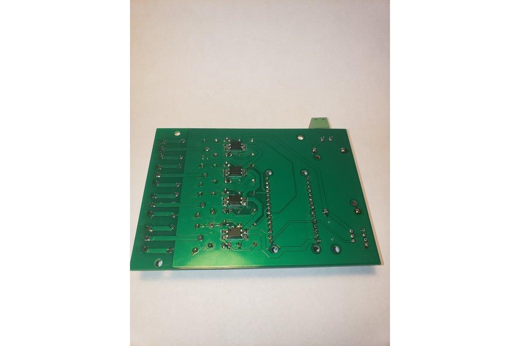 Relay board - NodeMCU required 1