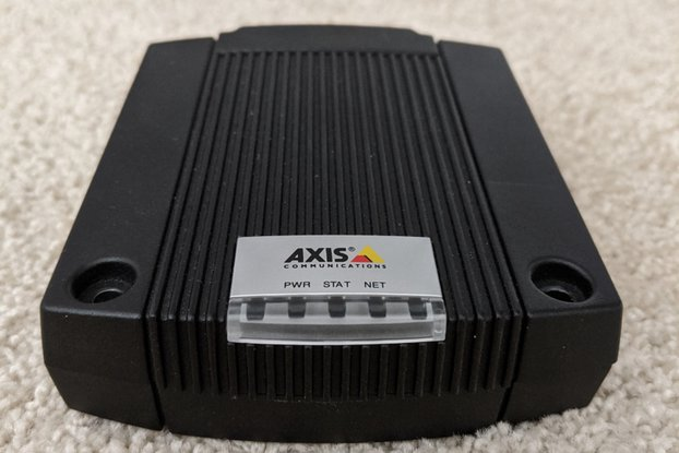 Video Encoder Q7401 by Axis