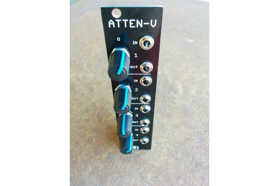 Attenuverter (Eurorack PCB Set)