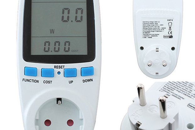 Energy Meter Electricity Monitor