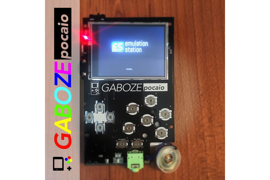 Gaboze Pocaio - Game Boy Pocket All In One 5