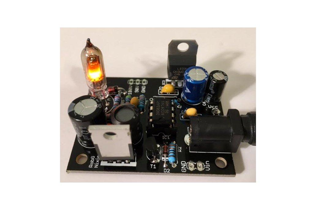 Nixie tube power supply kit 1