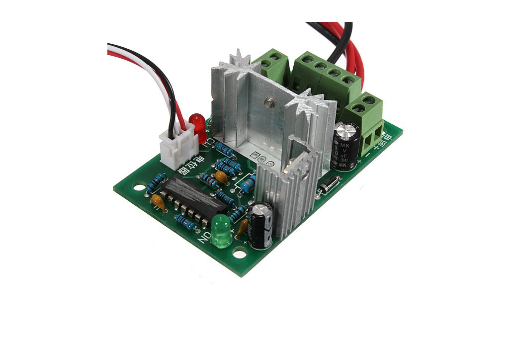 DC Motor Speed Switch Controller 4
