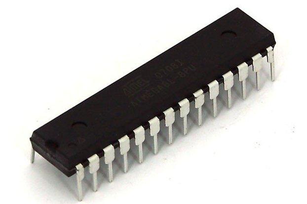 CV-12 MIDI to CV Chip