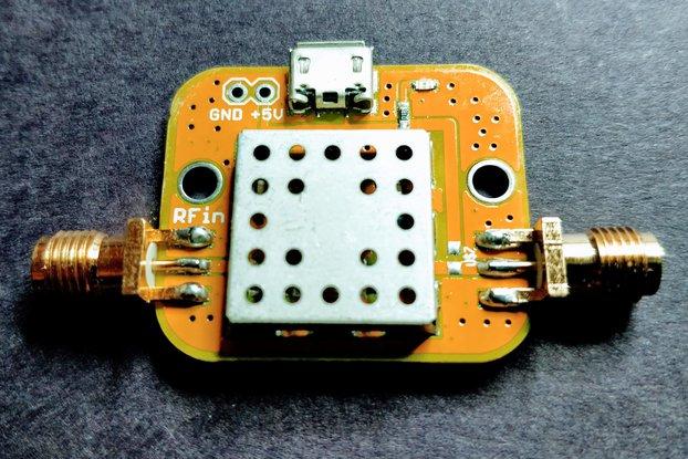 Pre-filtered GNSS LNA GPS GLONASS BeiDou Bias Tee