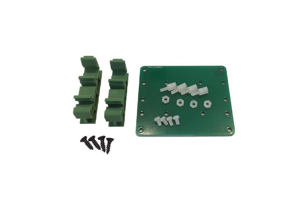 DIN-Rail kit for Raspberry Pi 2/3/Zero 1
