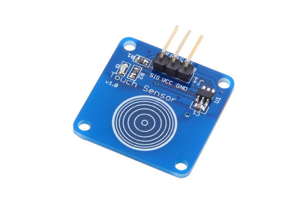 Jog Type Touch Sensor Module Capacitive Touch Switch Module For Arduino 1