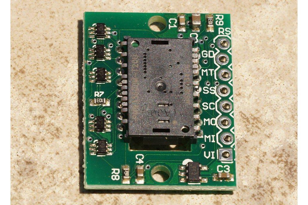 PMW3360 Motion Sensor 4