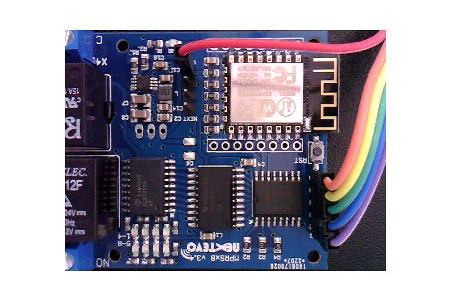 USBPRGv8.4 Isolated USB-Serial Programmer Adapter