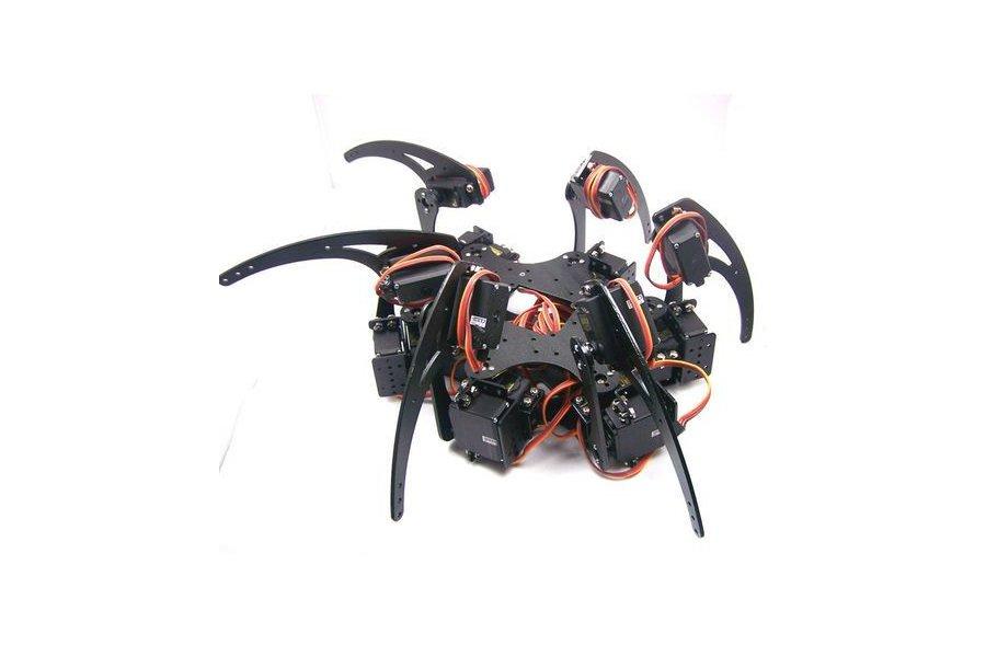 Metal Robot Spider Kit