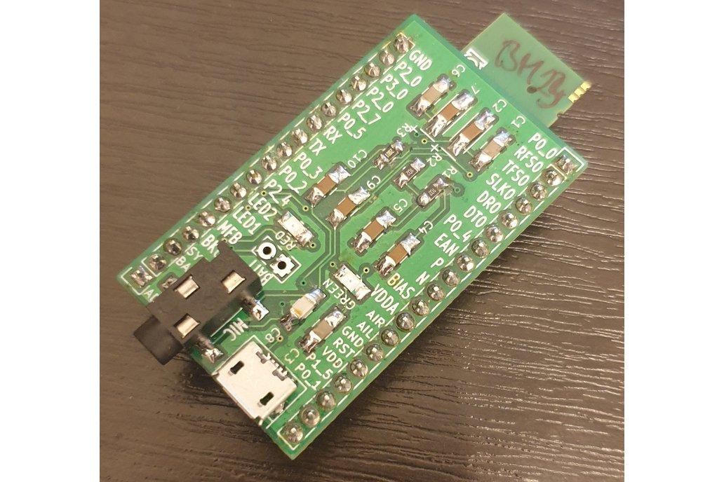 BM23 breadboard adapter 1