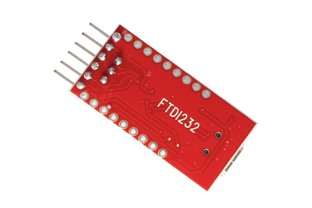 FT232RL FTDI USB To TTL Serial Converter(12102) 2