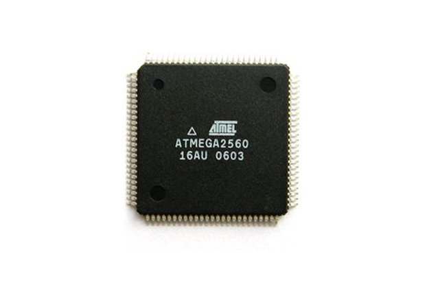 Atmega2560 TQFP-100 w/ArduinoMega Bootloader
