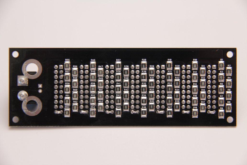 Seven Decade Prog Resistor 1R - 9999999R 1% 500mW 3