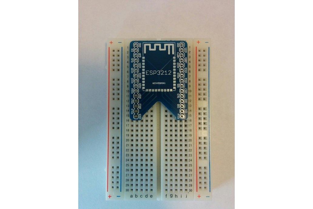 31 x ESP3212 Breakout Board Alpha 2
